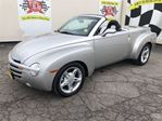 2004 Chevrolet SSR Automatic, Leather, Convertible, Only 65, 000km in Burlington, Ontario