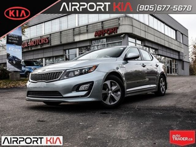 2014 KIA Optima LX in Mississauga, Ontario
