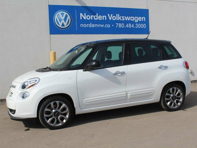 2014 FIAT 500L $ 144 / Bi-weekly payments O.A.C !!! Fully Inspected !!! in Edmonton, Alberta