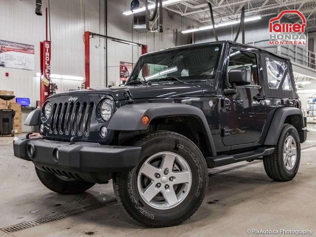 2016 JEEP WRANGLER Sport in Laval, Quebec