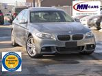 2012 BMW 5 Series 535i xDrive M PACKAGE in Ottawa, Ontario