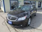 2013 Buick LaCrosse LOADED 'SPORTY' 5 PASSENGER 3.6L - V6.. LEATHER in Bradford, Ontario