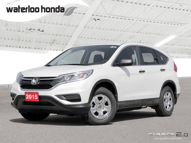 2015 Honda CR-V LX Bluetooth, Back Up Camera, Heated Seats and more! in Waterloo, Ontario