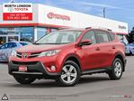 2013 Toyota RAV4 XLE One Owner, No Accidents, Toyota Serviced in London, Ontario