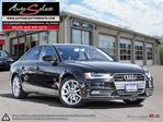 2014 Audi A4 Quattro AWD ONLY 71K! **NAVIGATION PKG** LED LIGHTING PKG in Scarborough, Ontario