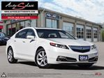 2014 Acura TL ONLY 103K! **TECHNOLOGY PKG** CLEAN CARPROOF in Scarborough, Ontario