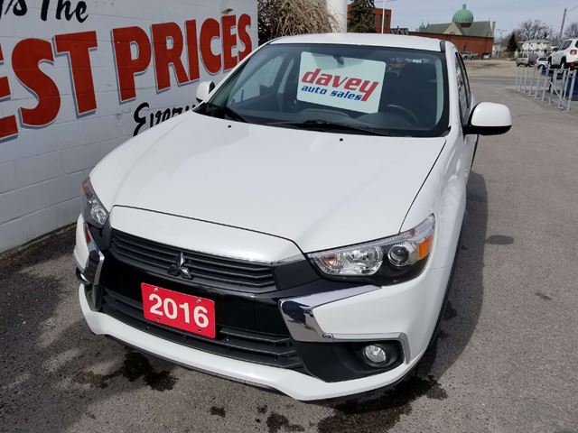 2016 MITSUBISHI RVR SE ALL WHEEL DRIVE, BACK UP CAMERA, SATELLITE RADIO in Oshawa, Ontario