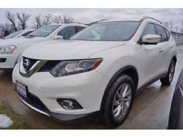 2014 NISSAN ROGUE AWD 4dr SL in Mississauga, Ontario