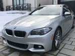 2014 BMW 5 Series 535d Diesel xDrive AWD M Sport + Premium + XS Wear Protect in Mississauga, Ontario