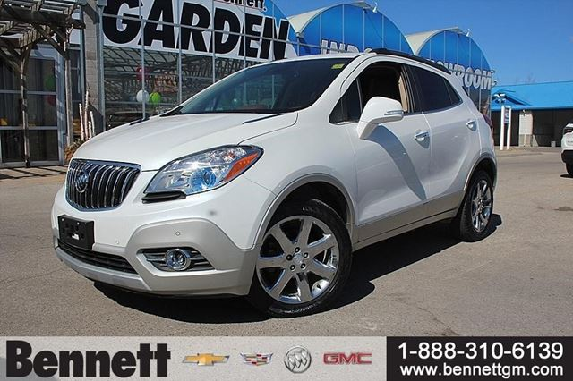 2016 BUICK ENCORE Premium in Cambridge, Ontario