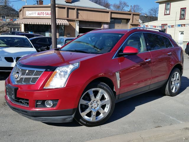 2010 CADILLAC SRX 3.0 Performance AWD Bluetooth in St Catharines, Ontario