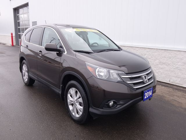 2014 HONDA CR-V EX-L in North Bay, Ontario
