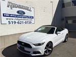 2017 Ford Mustang V6  BACK UP CAM  BLUETOOTH in Cambridge, Ontario