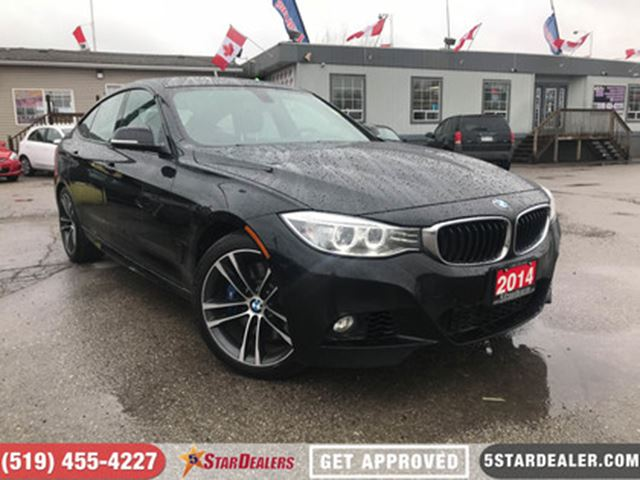 2014 BMW 3 SERIES xDrive   NAV   ROOF   LEATHER   CAM in London, Ontario