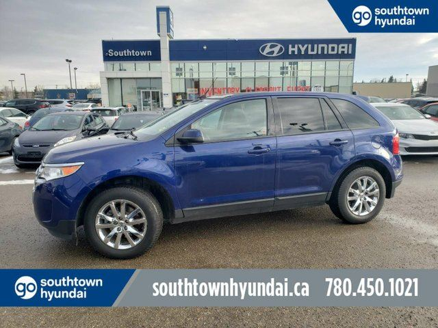 Ford Edge Sel Nav Pano Roof Leather Power Liftgate In Edmonton