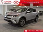 2016 Toyota RAV4 Hybrid Limited, Full 3M, Remote Starter, Leather, Sunroof, Navigation, Heated Seats, Backup Camera, Bluetooth, Power Lift-gate in Edmonton, Alberta