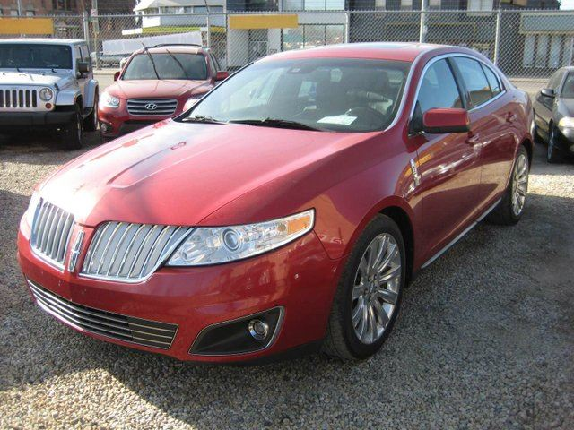 2009 LINCOLN MKS 4dr All-wheel Drive Sedan in Edmonton, Alberta