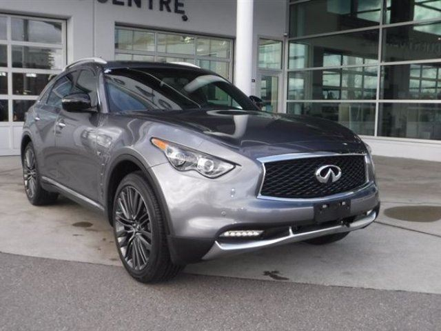 2017 INFINITI QX70 Limited in Coquitlam, British Columbia