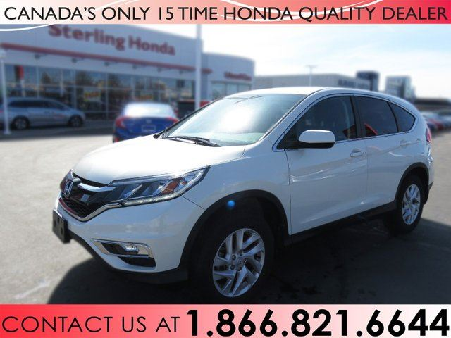 2016 HONDA CR-V SE | AWD | PROTECTION PKG. | 1 OWNER | NO ACCIDENTS | LOW KM'S in Hamilton, Ontario