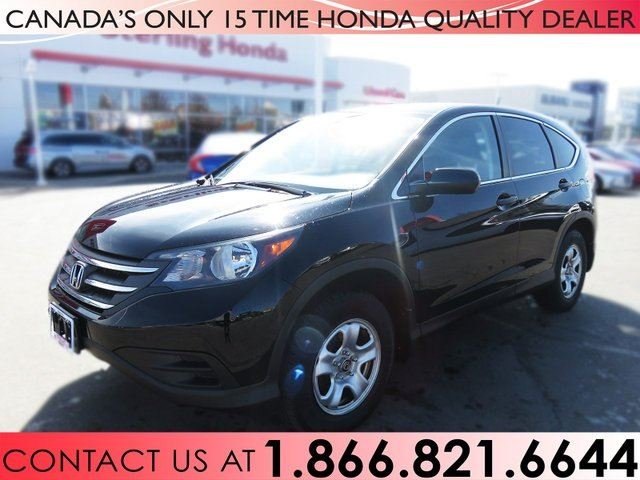 2014 HONDA CR-V LX | 1 OWNER | NO ACCIDENTS in Hamilton, Ontario