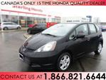 2014 Honda Fit LX | ALL WEATHER MATS | NO ACCIDENTS | 1 OWNER in Hamilton, Ontario