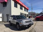 2015 Jeep Patriot North 4X4/ LEATHER HEATED SEATS/ BLUETOOTH in Brockville, Ontario