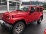 2015 Jeep Wrangler Unlimited Sahara in Squamish, British Columbia
