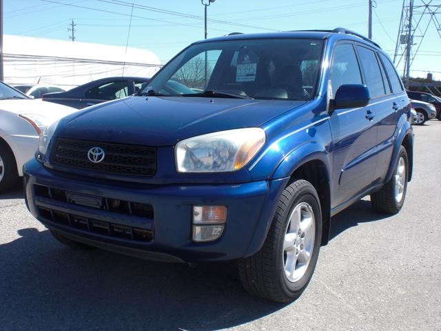 2002 Toyota RAV4           in London, Ontario