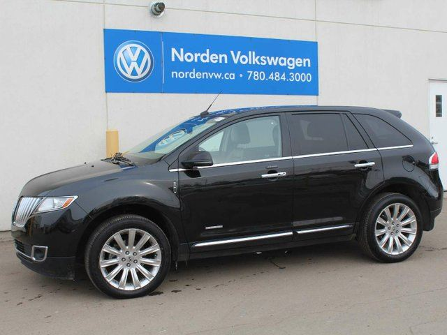 2013 LINCOLN MKX AWD in Edmonton, Alberta