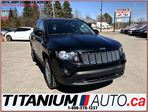 2014 Jeep Compass 4X4+BlueTooth+XM Radio+Traction & Cruise Control++ in London, Ontario