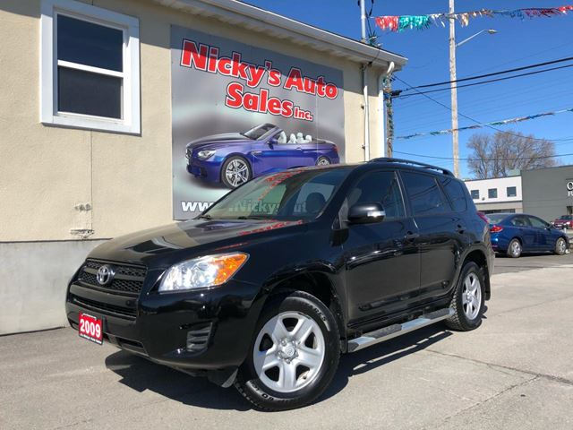 2009 TOYOTA RAV4 4WD - REMOTE STARTER - LOADED  $89 WEEKLY $0 DO in Ottawa, Ontario