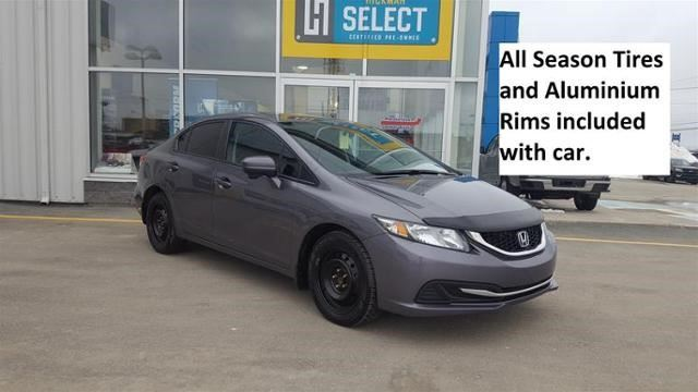 2015 Honda Civic EX in Gander, Newfoundland And Labrador
