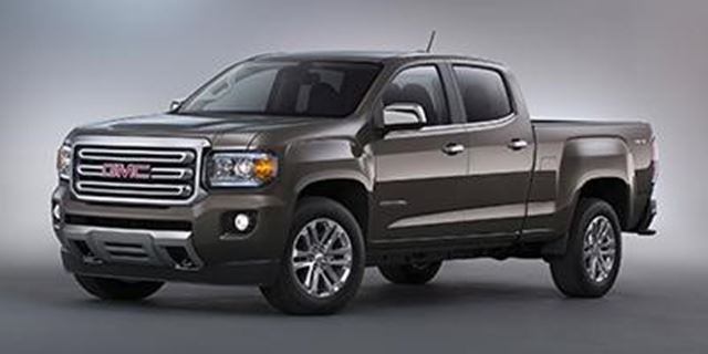 2015 GMC CANYON 4WD SLT in Sault Ste Marie, Ontario