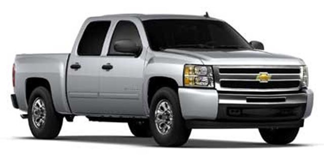 2011 CHEVROLET SILVERADO 1500 LS Cheyenne Edition in North Vancouver, British Columbia