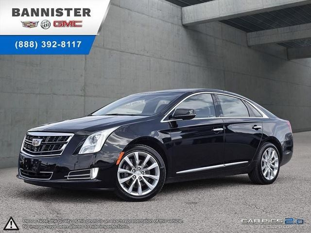 2017 CADILLAC XTS Luxury in Kelowna, British Columbia