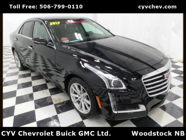 2017 Cadillac CTS RWD in Woodstock, New Brunswick