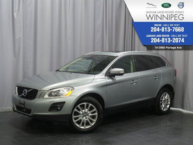 2010 VOLVO XC60 T6 The $2,000 off Manager Away Special! in Winnipeg, Manitoba