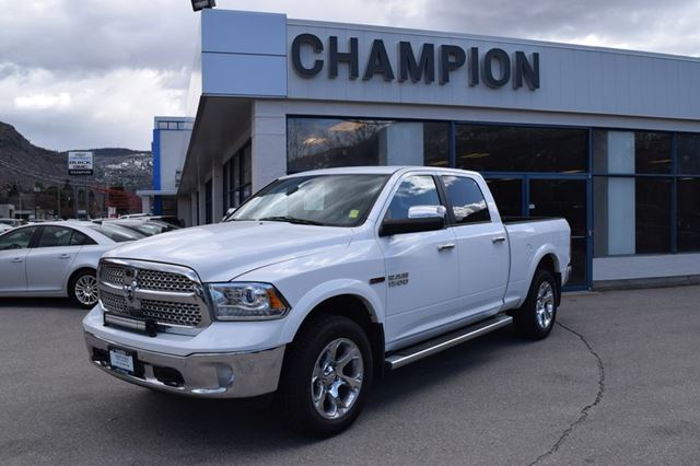 2015 DODGE RAM 1500 Laramie in Trail, British Columbia