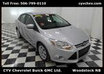 2012 Ford Focus SE in Woodstock, New Brunswick