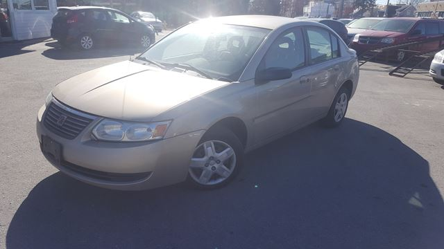 2006 SATURN ION .2 Midlevel in Oshawa, Ontario