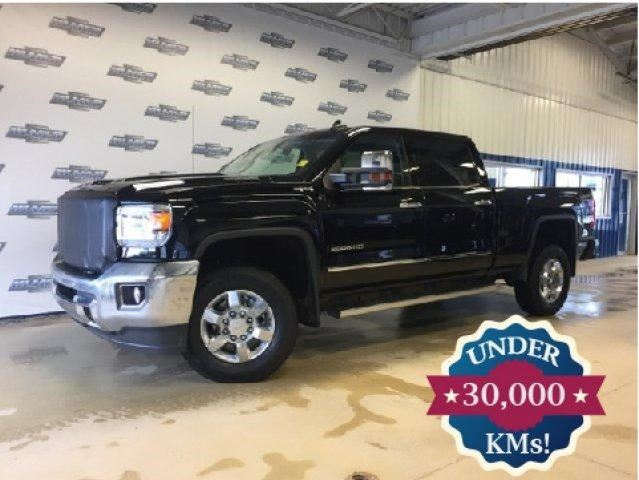 2017 GMC Sierra 2500  SLT in Lloydminster, Saskatchewan