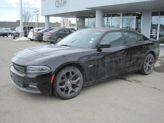 2017 DODGE CHARGER R/T in Calgary, Alberta