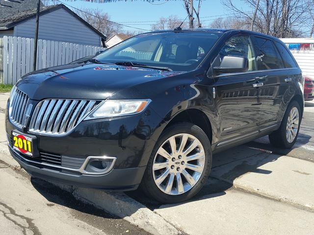 2011 LINCOLN MKX AWD in Hamilton, Ontario