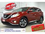 2017 Nissan Murano SL AWD LEATHER NAV SUNROOF HTD SEATS LOADED in Ottawa, Ontario