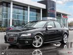 2010 Audi S4 V6T PREMIUM   CAR-PROOF CLEAN   ONE OWNER   NAVI in Mississauga, Ontario