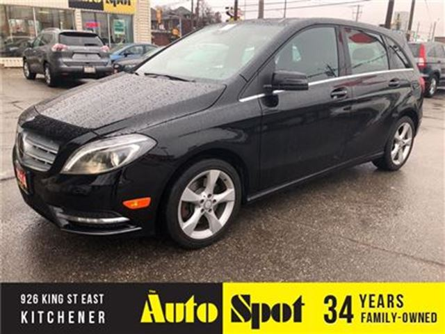 2014 MERCEDES-BENZ B-CLASS 250 Sports Tourer/LOW, LOW KMS! in Kitchener, Ontario