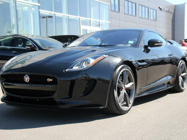 2017 JAGUAR F-TYPE S 2dr All-wheel Drive Coupe in Edmonton, Alberta