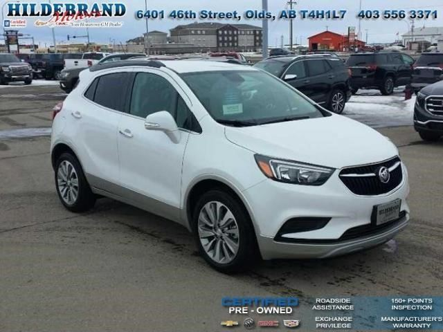 2017 Buick Encore Preferred in Olds, Alberta