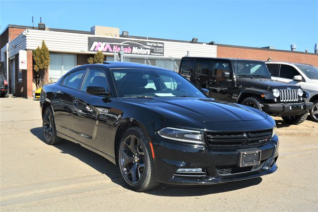 2017 DODGE Charger |Rallye Edition|1 OWNER NO ACCIDENTS| Navi&Mor in Brampton, Ontario