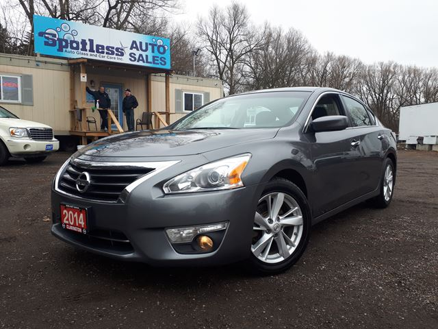 2014 NISSAN Altima 2.5 SV in Whitby, Ontario